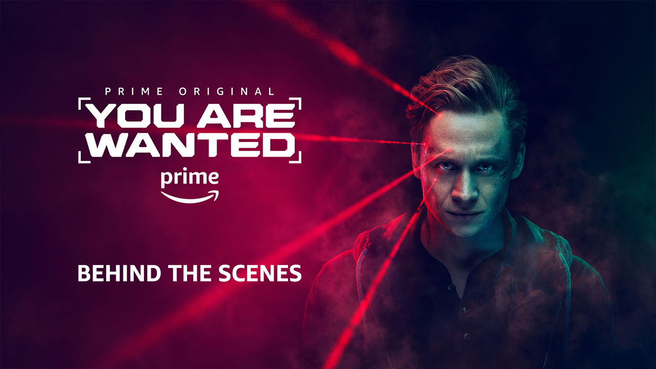 DJI - Behind The Scenes: You Are Wanted - An Amazon Prime Production